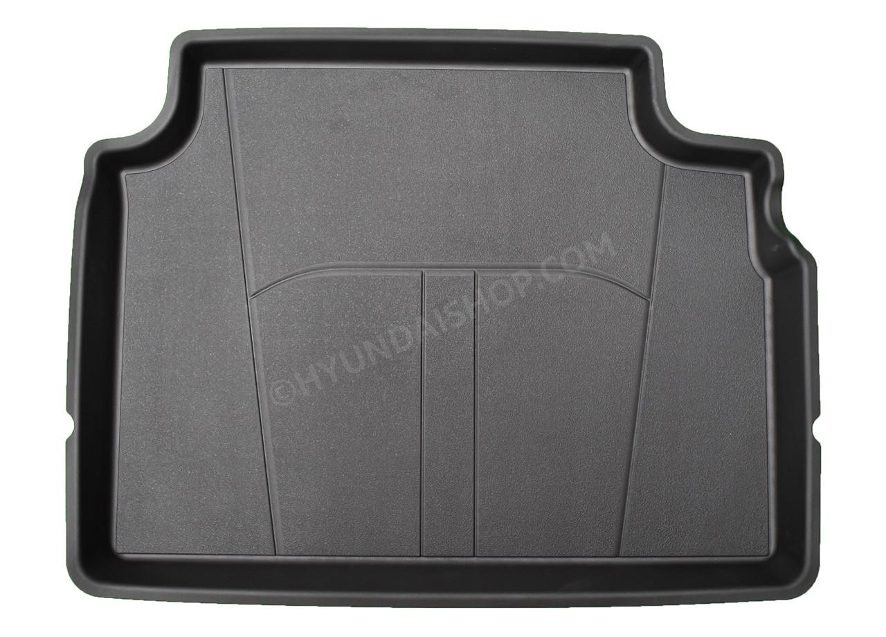 2020-2021 Hyundai Sonata Rubber Floor Mats