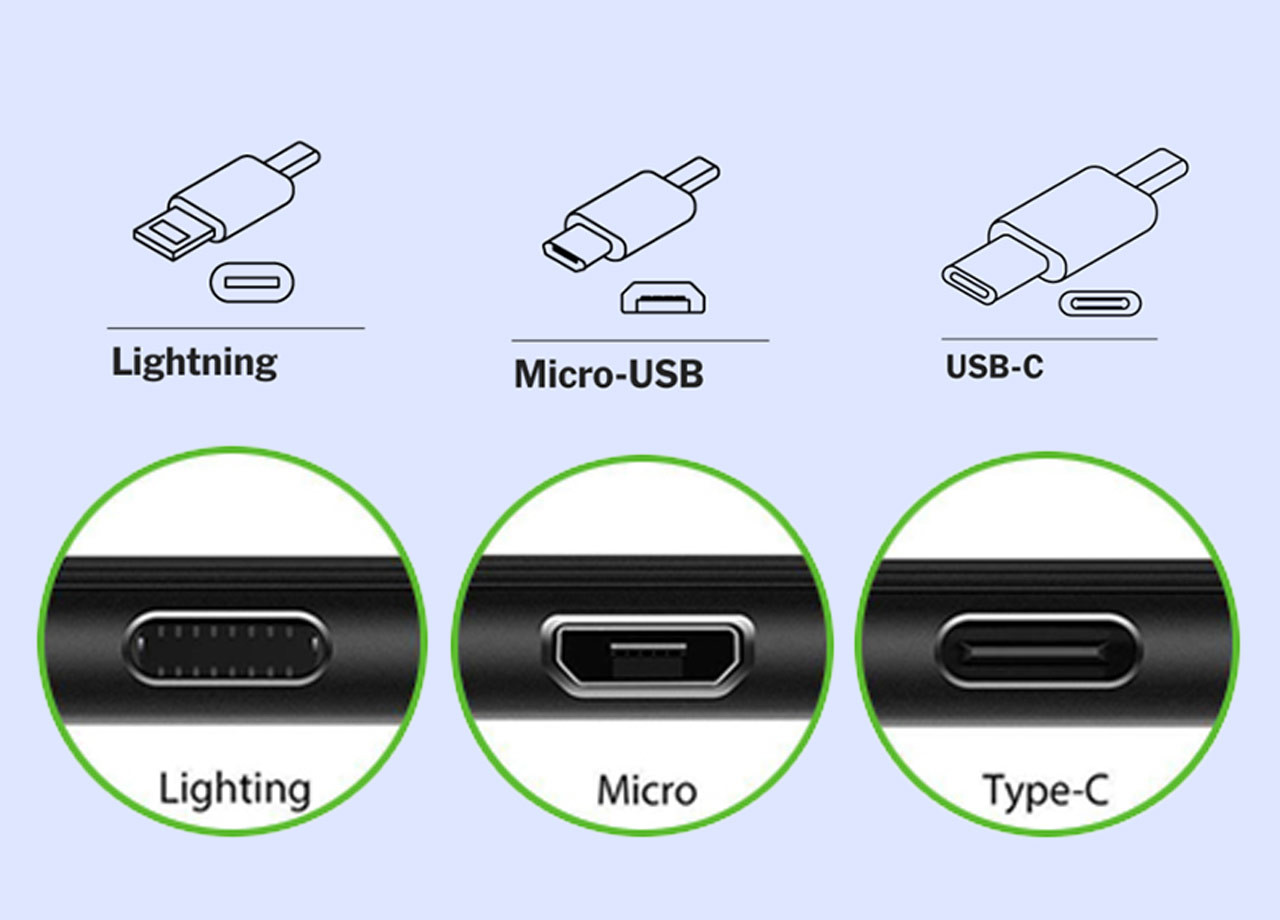 Heavy Duty USB Charging Cable (Z107)