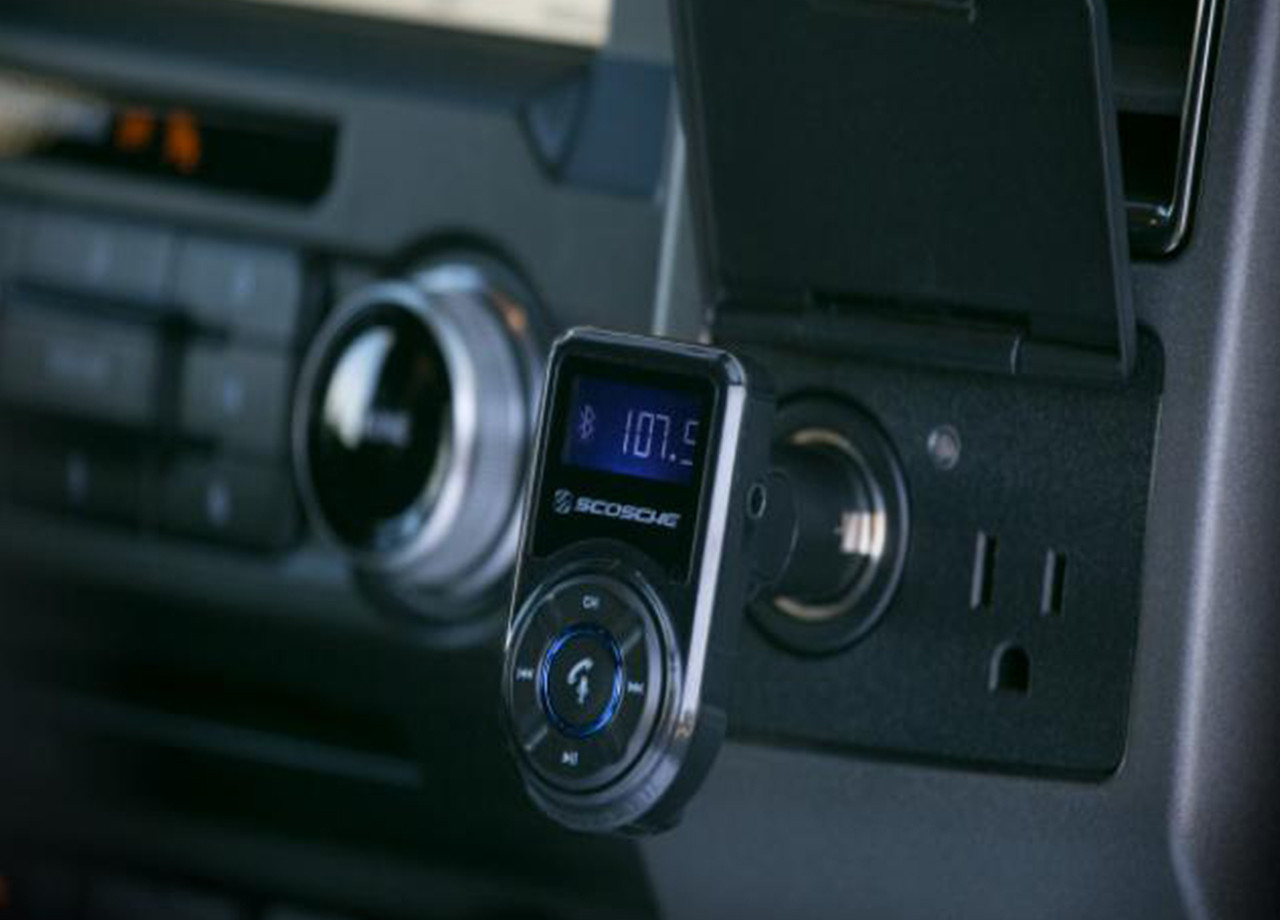 Hyundai Bluetooth FM Transmitter