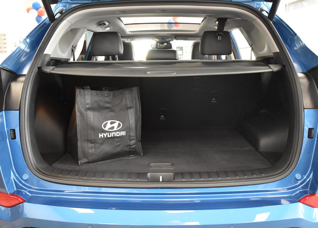 Hyundai Tote Bag - In Vehicle