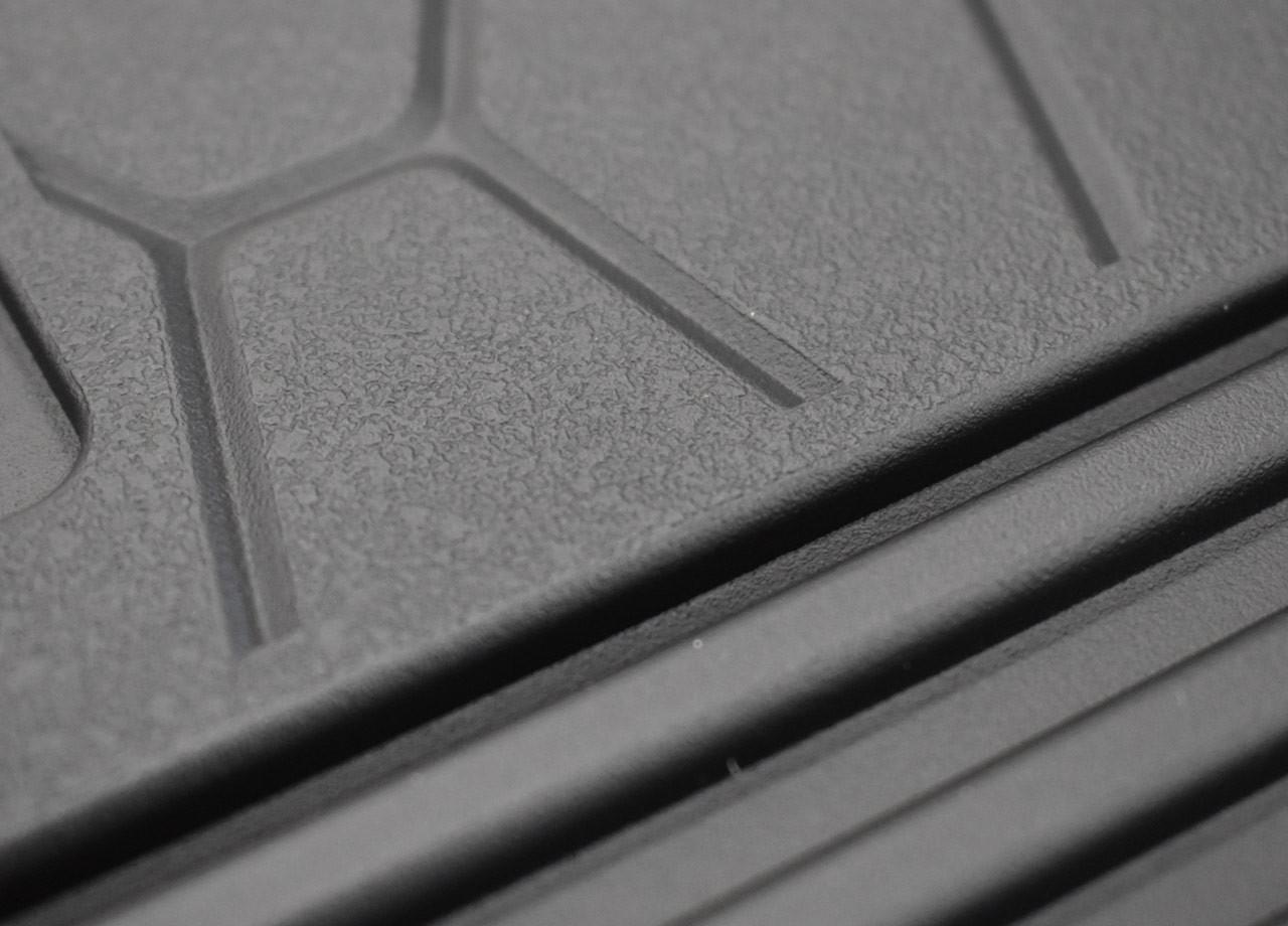 2021-2022 Hyundai Santa Fe All-Weather Floor Mats - Texture
