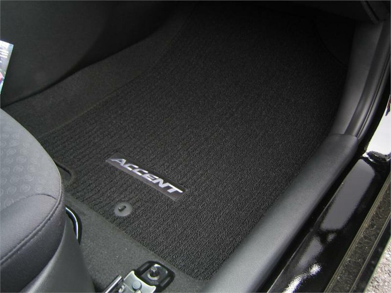 2012-2017 Hyundai Accent Floor Mats