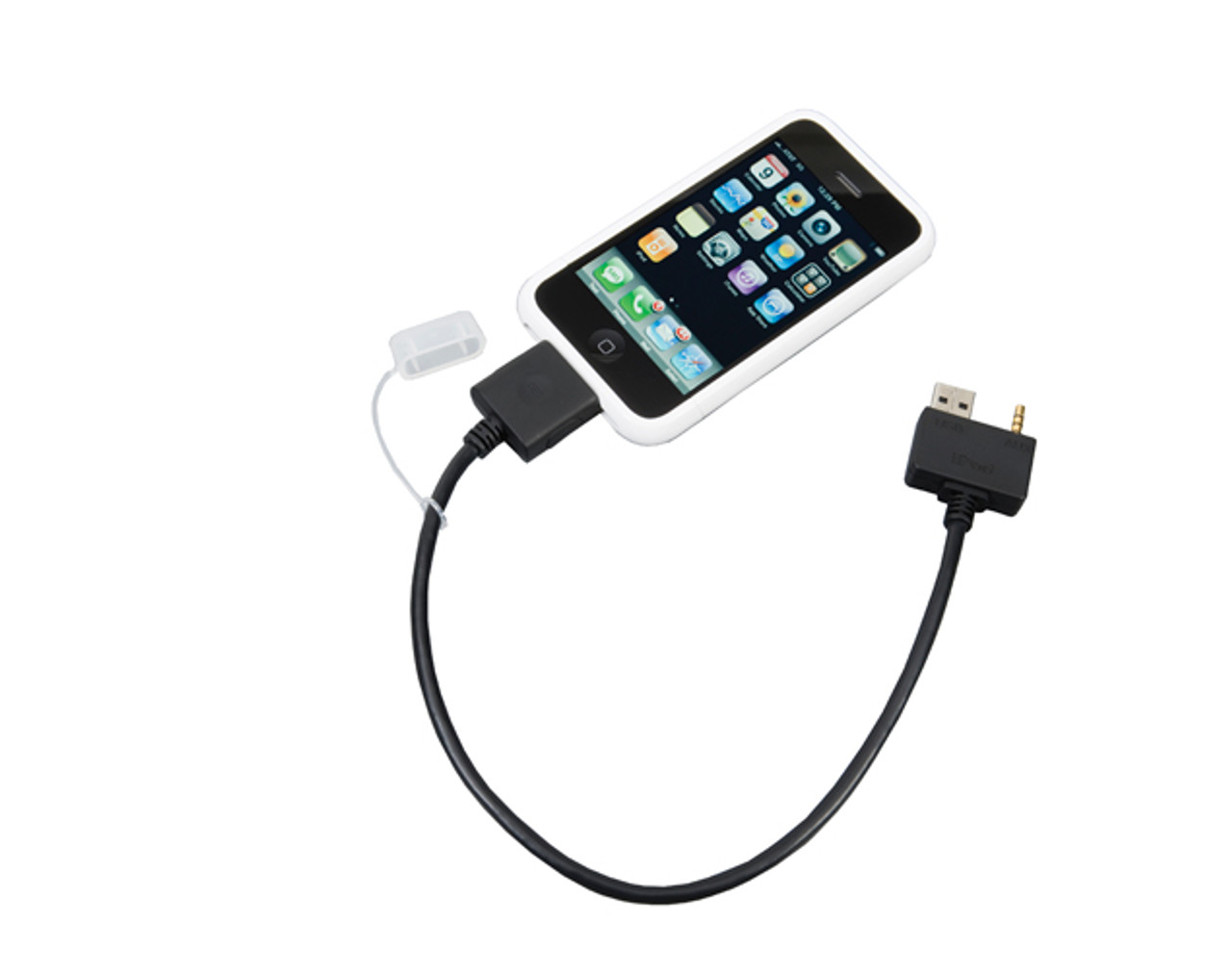 iPod Cable Aux In USB for 2009 2010 2011 2012 Hyundai Sonata Equus Veracruz