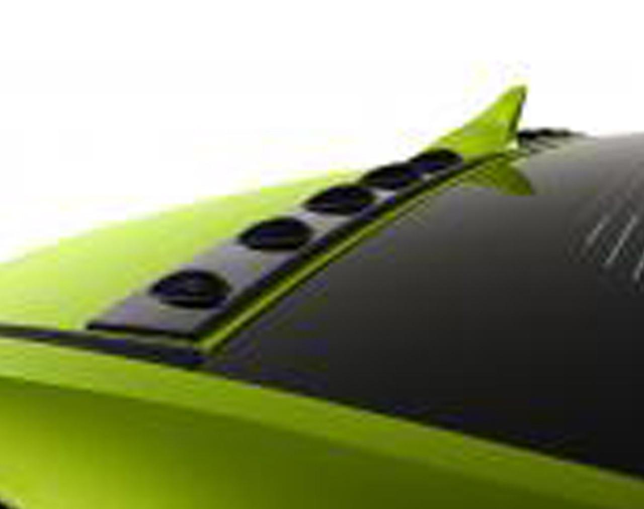 2012-2016 Hyundai Veloster Roof Spoiler Vortex Generator (AA022)