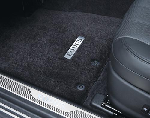 Hyundai Equus Carpeted Floor Mats