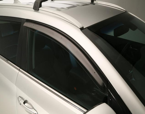 Hyundai Santa Fe OEM Rain Guards