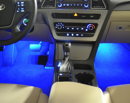 Hyundai Elantra LED Interior Lighting Kit