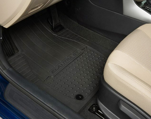 2013-2017 Hyundai Elantra GT Rubber Floor Mats