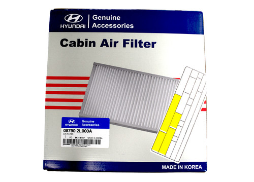 Hyundai Cabin Air Filter  (OEM)