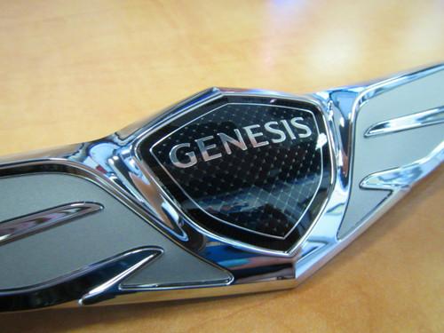 Genesis Wing Hood Emblem