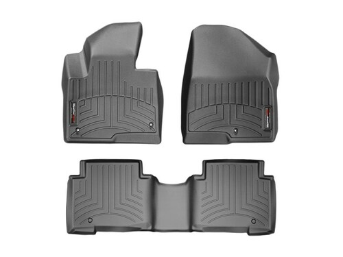 2013-2018 Hyundai Santa Fe WeatherTech FloorLiners (Front and Second Row)