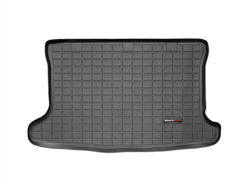 Hyundai Accent WeatherTech Cargo Liner - 4-Door Sedan - Black