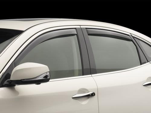 Hyundai Accent WeatherTech Vent Visors