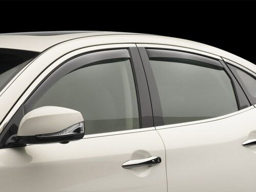 2012-2017 Hyundai Accent WeatherTech Vent Visors