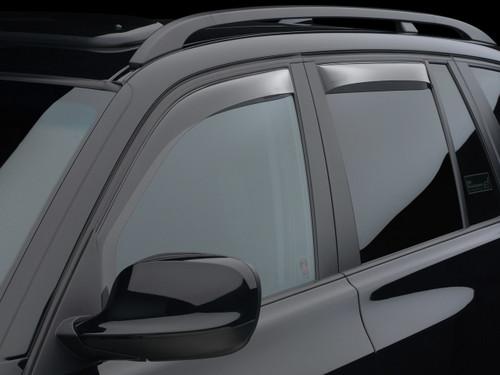 Hyundai Santa Fe Sport WeatherTech Vent Visors