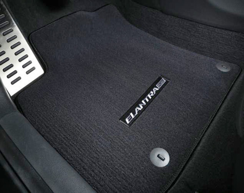 2018 Hyundai Elantra GT Floor Mats