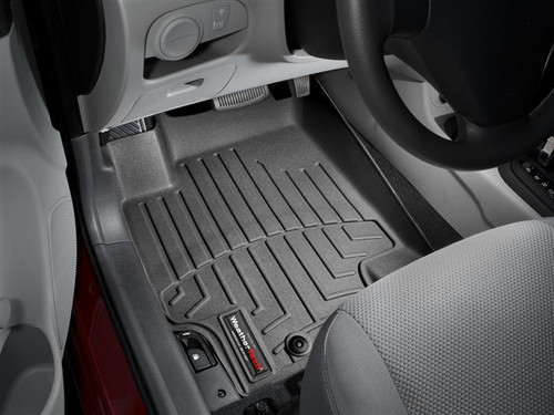 2006-2011 Hyundai Accent WeatherTech Floor Liners - Front Set