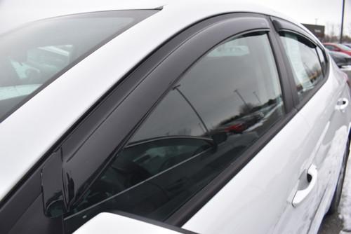 2017-2018 Hyundai Elantra Vent Visors