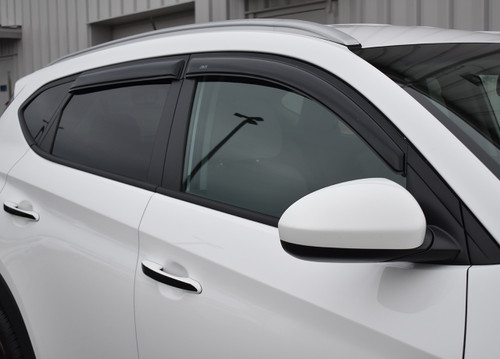 2016-2020 Hyundai Tucson Rain Guards
