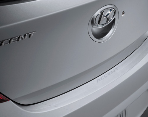 2018-2021 Hyundai Accent Rear Bumper Protector Film