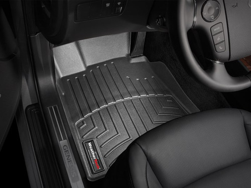 Hyundai Genesis WeatherTech Floor Liners