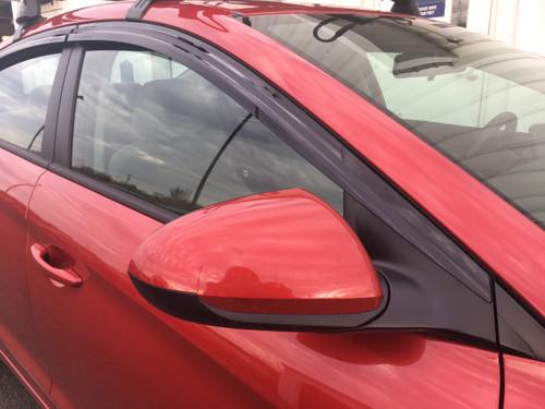 Hyundai Elantra GT Rain Guards