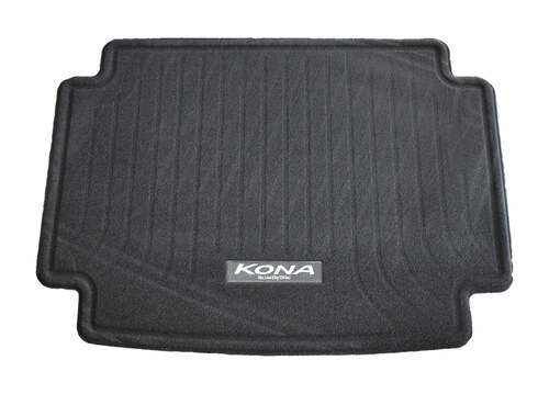 2018-2022 Hyundai Kona Reversible Cargo Tray - Carpet Side