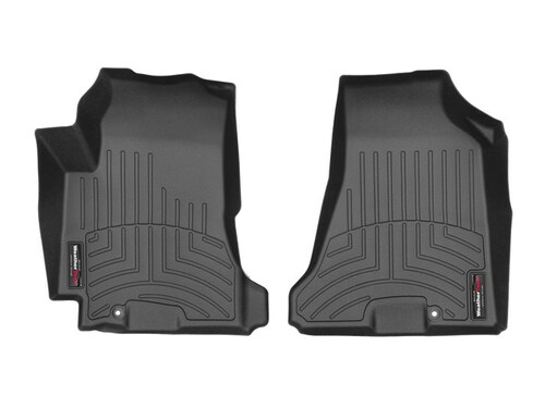 2005-2009 Hyundai Tucson WeatherTech Floor Liners (L097) - Front Set