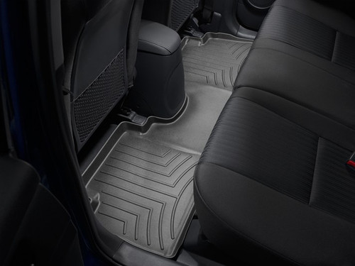 2005-2009 Hyundai Tucson WeatherTech Floor Liners (L097) - Rear Set
