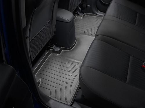 2005-2009 Hyundai Tucson WeatherTech Floor Liners (L097) - Rear Set