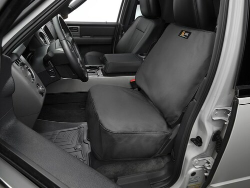 Hyundai Front Seat Covers by Weathertech-Driver