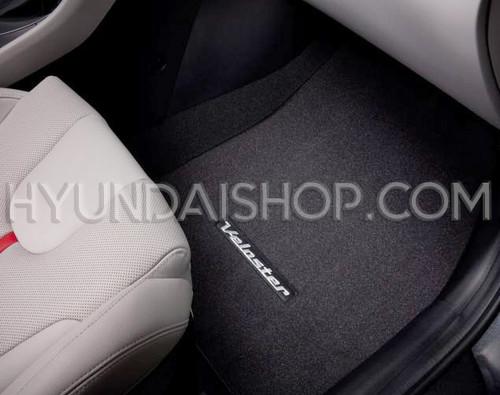 2019 Hyundai Veloster Floor Mats
