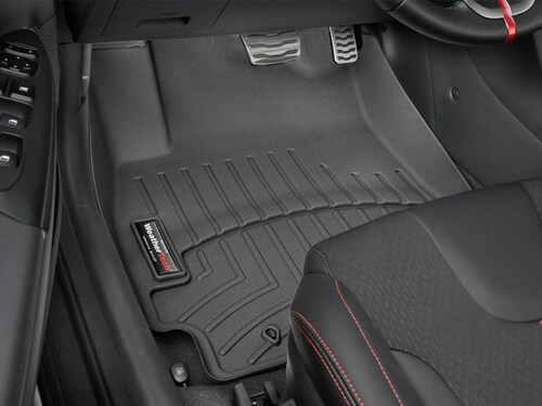 2019-2021 Hyundai Veloster WeatherTech Floor Liners - Front Row