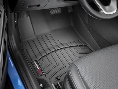 2018-2022 Hyundai Kona WeatherTech Floor Liners - Front Row