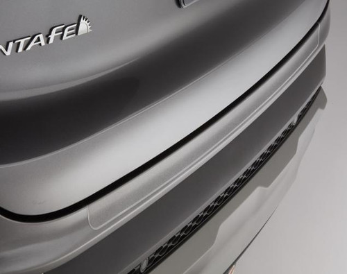 Hyundai Santa Fe Rear Bumper Protector Film