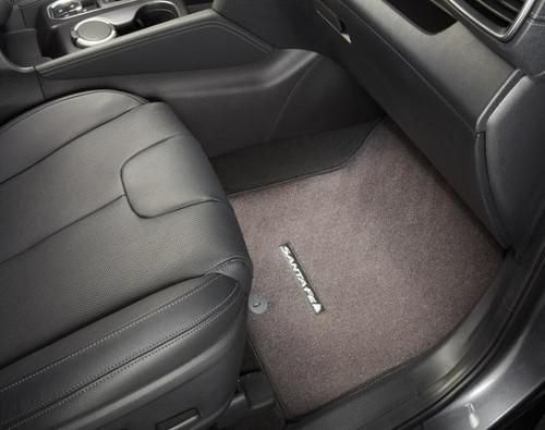 Hyundai Santa Fe Floor Mats