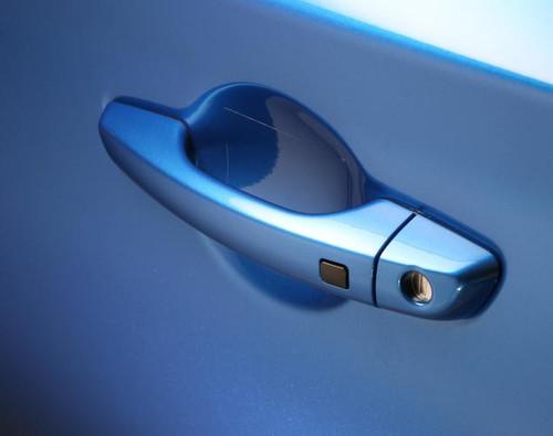 Hyundai Santa Fe Door Handle Pocket Protector Films