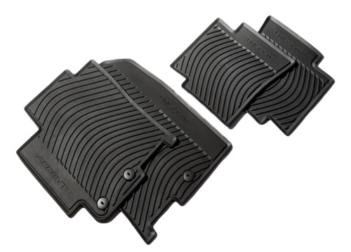 2018-2020 Hyundai Accent Rubber Floor Mats