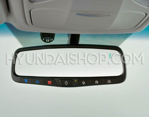 Hyundai Santa Fe XL Auto Dimming Mirror