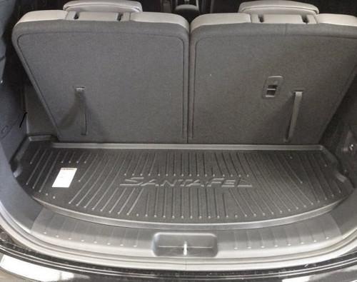 Hyundai Santa Fe XL Cargo Tray