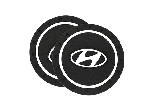 Hyundai Car Cup Coasters