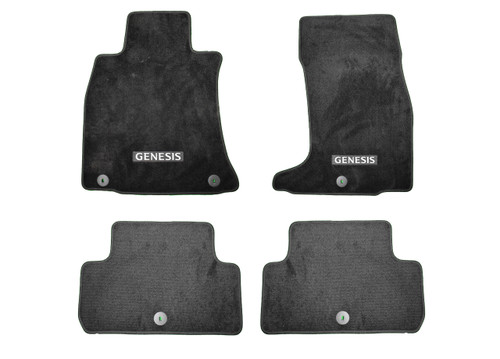 2019-2020 Genesis G70 Carpeted Floor Mats
