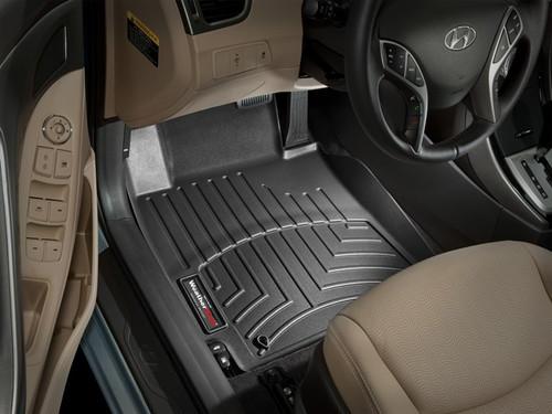 2011-2013 Hyundai Elantra WeatherTech Floor Liners