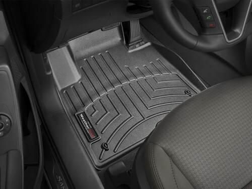 Hyundai Santa Fe XL WeatherTech Floor Liners