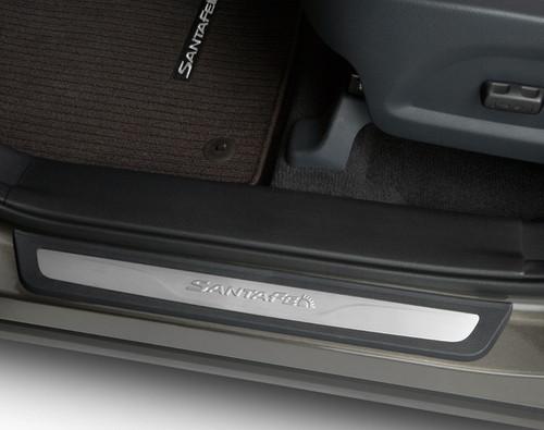 Hyundai Santa Fe XL Door Sill Plates