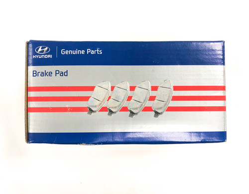 Hyundai Brake Pads