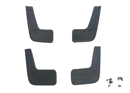 2020-2021 Hyundai Palisade Mud Guards - with hardware