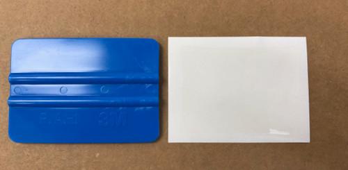 2020-2021 Hyundai Palisade Door Handle Pocket Protector Films
