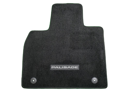 2020-2021 Hyundai Palisade Carpeted Floor Mats (Driver Side)