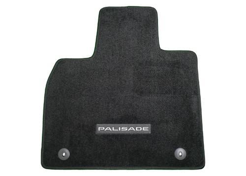 2020-2022 Hyundai Palisade Carpeted Floor Mats (Driver Side)